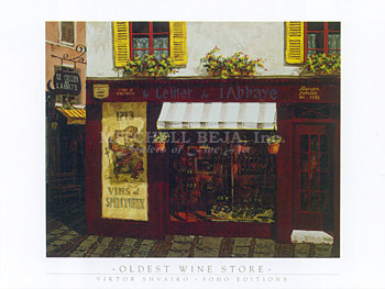Oldest Wine Store