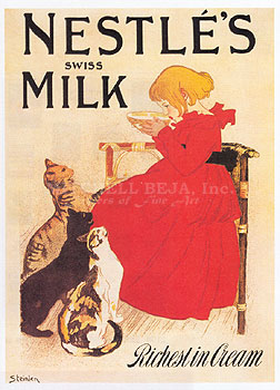 Nestle's Swiss Milk