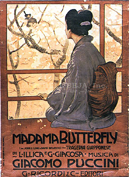 Opera - Madame Butterfly