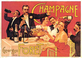 Champagne Foret