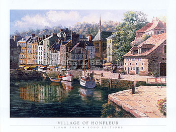 Village of Honfluer