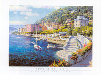 Lakes of Bellagio