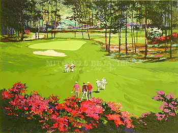 Golf Series I (Suite of 4)